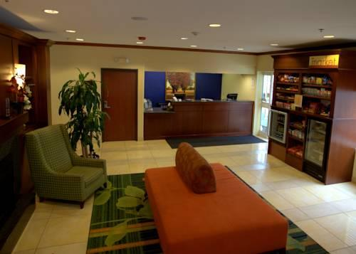 Fairfield Inn Kansas City Airport, MO 64153 near Kansas City International Airport View Point 16