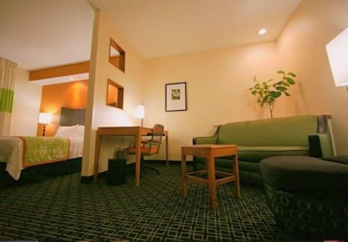 Fairfield Inn Kansas City Airport, MO 64153 near Kansas City International Airport View Point 14