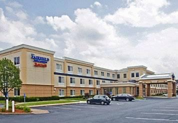 Fairfield Inn & Suites - Hartford Airport, CT 06096 near Bradley International Airport View Point 17