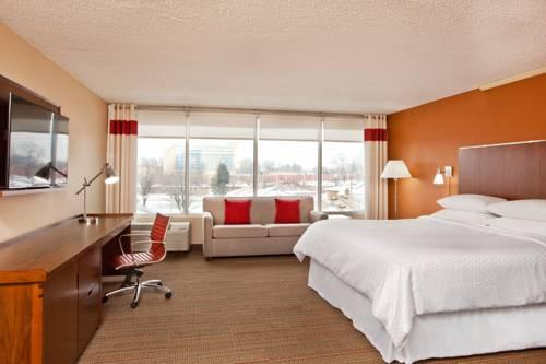 Four Points by Sheraton Cleveland Airport, Oh 44135 near Cleveland Hopkins International Airport View Point 10