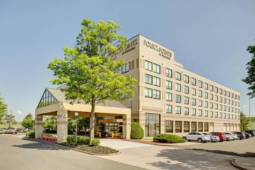 Four Points By Sheraton Philadelphia Airport, PA 19153 near Philadelphia International Airport View Point 14