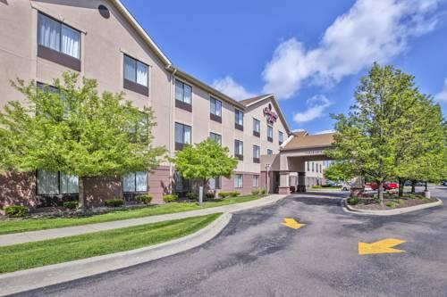 Hampton Inn Detroit/Belleville-Airport Area, MI 48111 near Detroit Metropolitan Wayne County Airport View Point 18