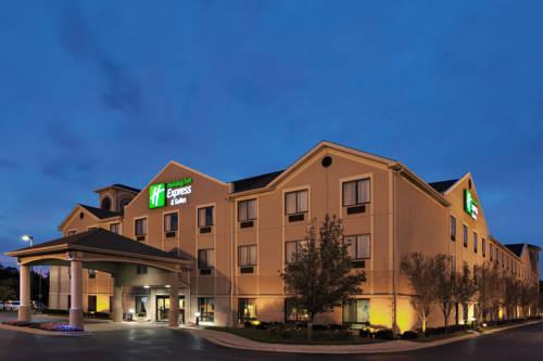 Holiday Inn Express & Suites Belleville (Airport Area), Michigan 48111 near Detroit Metropolitan Wayne County Airport View Point 18