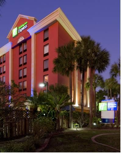 Holiday Inn Express Miami International Airport, Florida 33166 near Miami International Airport View Point 19