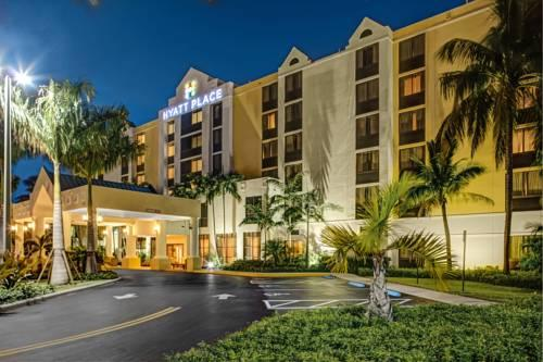 Hyatt Place Fort Lauderdale Cruise Port, FL 33316 near Fort Lauderdale-hollywood International Airport View Point 11