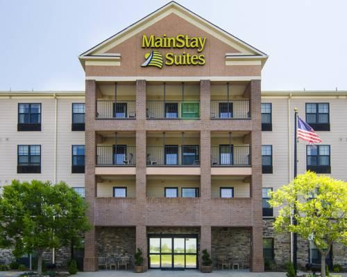 Mainstay Suites Hotel Rogers, AR 72758 near Bentonville - Fayetteville Airport Arkansas View Point 18