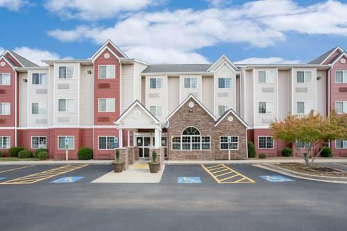 Microtel Inn & Suites By Wyndham Bentonville, AR 72712 near Bentonville - Fayetteville Airport Arkansas View Point 20