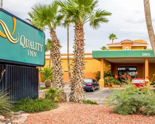Quality Inn Airport, AZ 85706 near Tucson International Airport View Point 12