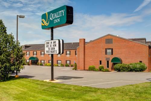 Quality Inn Bangor, Maine 04401 near Bangor International Airport View Point 21