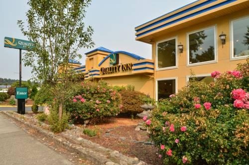 Quality Inn Hotel Kent - Seattle, WA 98032 near Seattle-tacoma International Airport View Point 8