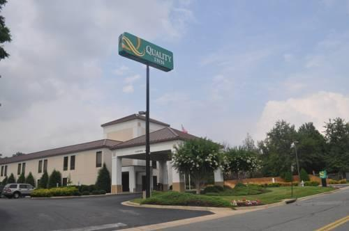 Quality Inn Richmond Airport, VA 23150 near Richmond International Airport View Point 16
