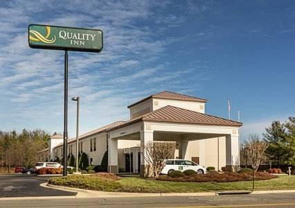Quality Inn Richmond Airport, VA 23150 near Richmond International Airport View Point 11