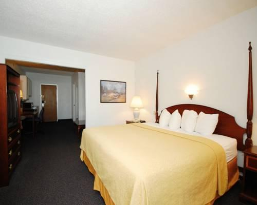 Quality Inn & Suites Albany Airport, NY 12110 near Albany International Airport View Point 11
