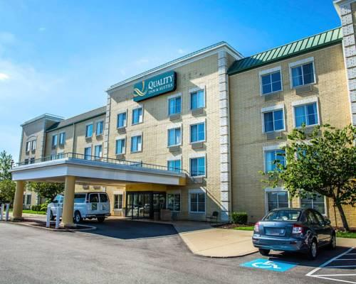 Quality Inn & Suites Erlanger, KY 41018 near Cincinnati/northern Kentucky International Airport View Point 17