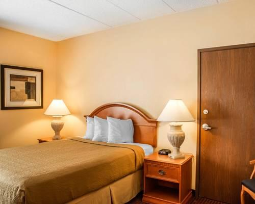 Quality Inn & Suites Erlanger, KY 41018 near Cincinnati/northern Kentucky International Airport View Point 15