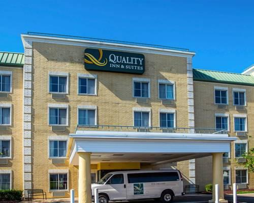 Quality Inn & Suites Erlanger, KY 41018 near Cincinnati/northern Kentucky International Airport View Point 12
