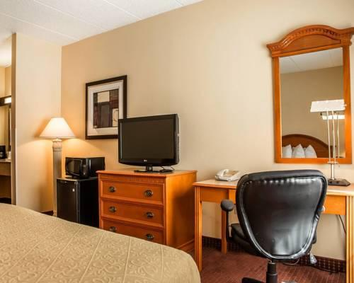 Quality Inn & Suites Erlanger, KY 41018 near Cincinnati/northern Kentucky International Airport View Point 10