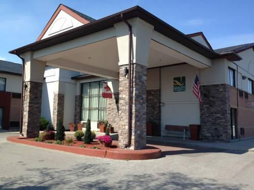 Quality Inn & Suites Mississauga, ON L4w 3z1 near Toronto Pearson International Airport View Point 16