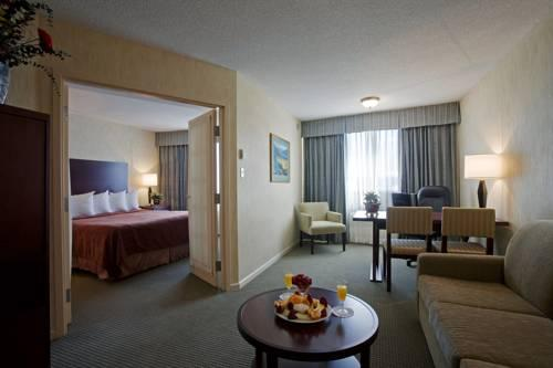 Quality Suites Montreal Aeroport, Quebec H9R1B9 near Montreal-Pierre Elliott Trudeau Int. Airport View Point 10