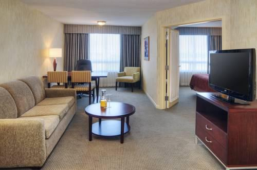 Quality Suites Montreal Aeroport, Quebec H9R1B9 near Montreal-Pierre Elliott Trudeau Int. Airport View Point 17