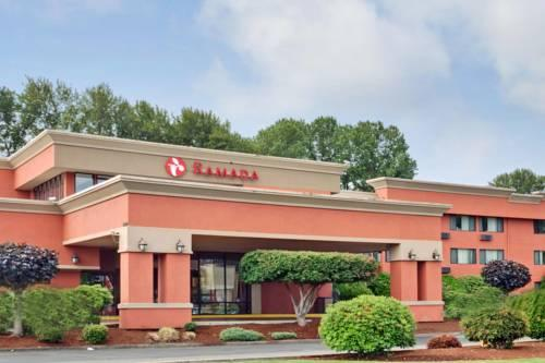 Ramada Tukwila Seatac Airport Hotel, WA 98188 near Seattle-tacoma International Airport View Point 17