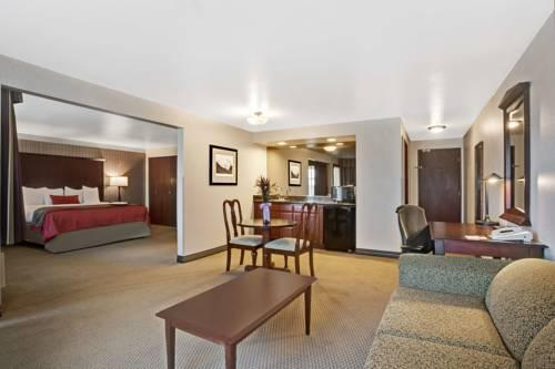 Ramada Tukwila Seatac Airport Hotel, WA 98188 near Seattle-tacoma International Airport View Point 12