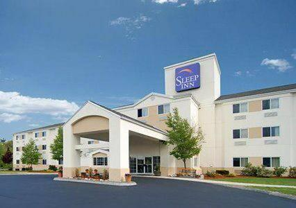 Sleep Inn Manchester Airport, NH 03053 near Manchester-boston Regional Airport View Point 17
