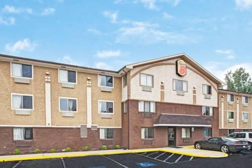 Super 8 Baltimore/Essex Area, MD 21221 near Baltimore-washington International Thurgood Marshall Airport View Point 10