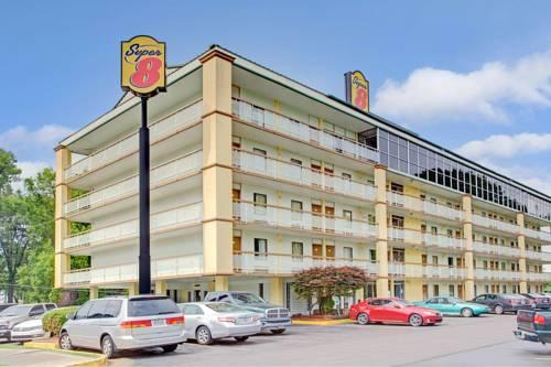 Super 8 Motel Downtown - Graceland, TN 38106 near Memphis International Airport View Point 19