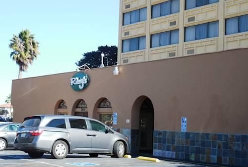The Consulate Hotel Airport/Sea World/San Diego Area, CA 92106 near San Diego International Airport View Point 9
