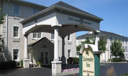 University Inn, KY 40503 near Blue Grass Airport View Point 17