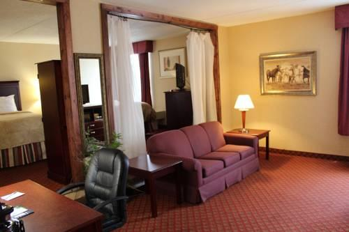 Clarion Inn And Suites Grand Rapids, MI 49512 near Gerald R. Ford International Airport View Point 10