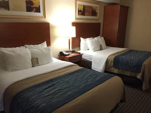 Comfort Inn Airport West, ON L4W3Z4 near Toronto Pearson International Airport View Point 17