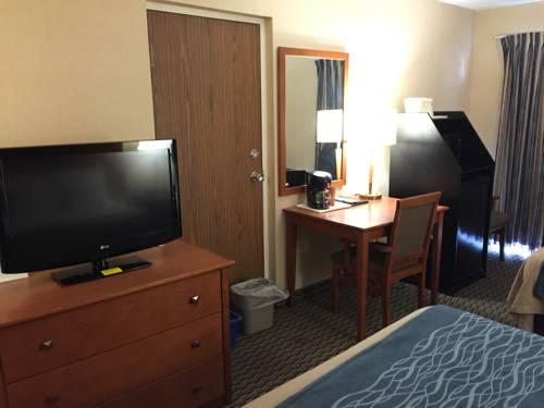 Comfort Inn Airport West, ON L4W3Z4 near Toronto Pearson International Airport View Point 16