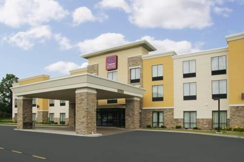 Comfort Suites Cicero - Syracuse North, NY 13039 near Syracuse Hancock International Airport View Point 17