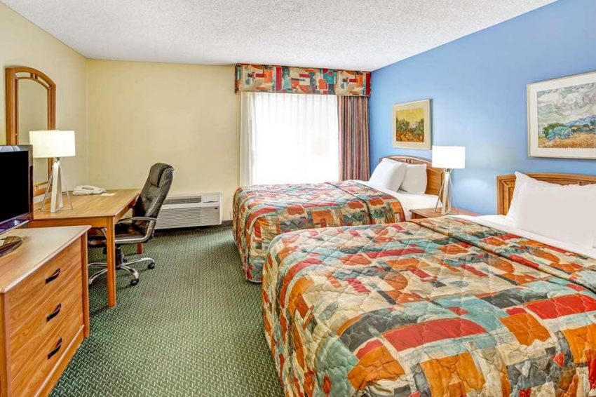 Days Inn Airport/Rtp, NC 27560 near Raleigh-durham International Airport View Point 10