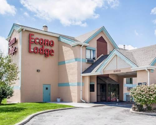Econo Lodge Airport Kansas City, MO 64153 near Kansas City International Airport View Point 20