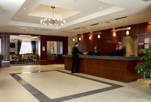 Fairfield Inn & Suites Montreal Airport, QC H9P1C5 near Montreal-Pierre Elliott Trudeau Int. Airport View Point 11