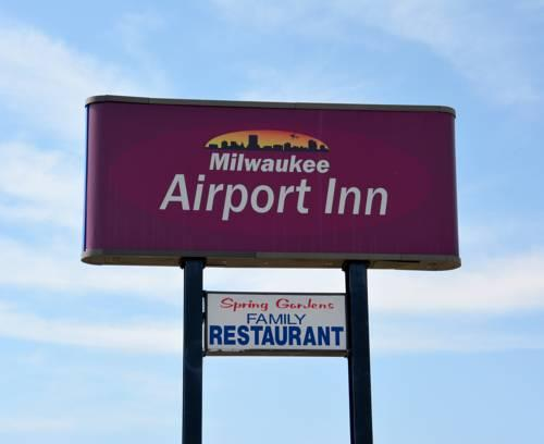 Travelodge Milwaukee formerly the Milwaukee Airport Inn, WI 53221 near General Mitchell International Airport View Point 20