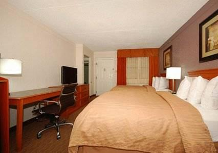 Quality Inn & Suites Charlotte Airport, NC 28208 near Charlotte/douglas International Airport View Point 11