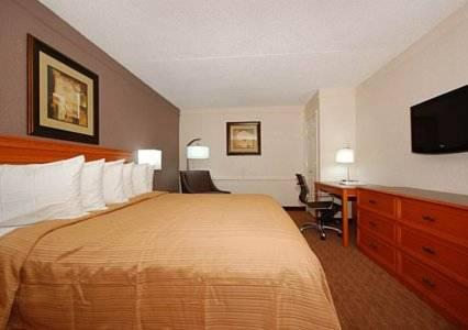 Quality Inn & Suites Charlotte Airport, NC 28208 near Charlotte/douglas International Airport View Point 9