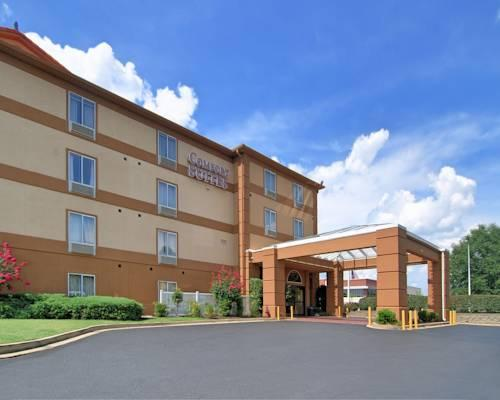 Quality Suites I-240 East-Airport, Tn 38118 near Memphis International Airport View Point 18