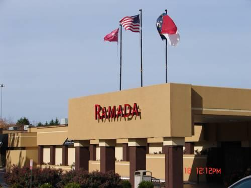 Ramada Charlotte Hotel And Conference Center, NC 28217 near Charlotte/douglas International Airport View Point 18