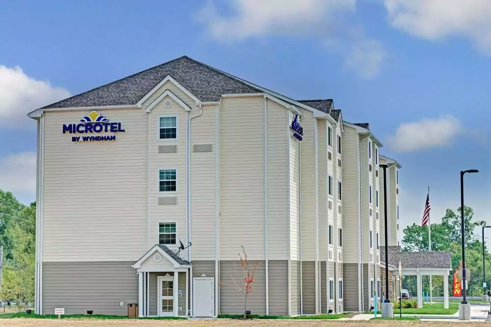 Microtel Inn & Suites Philadelphia Airport - Ridley Park, PA 19078 near Philadelphia International Airport View Point 2