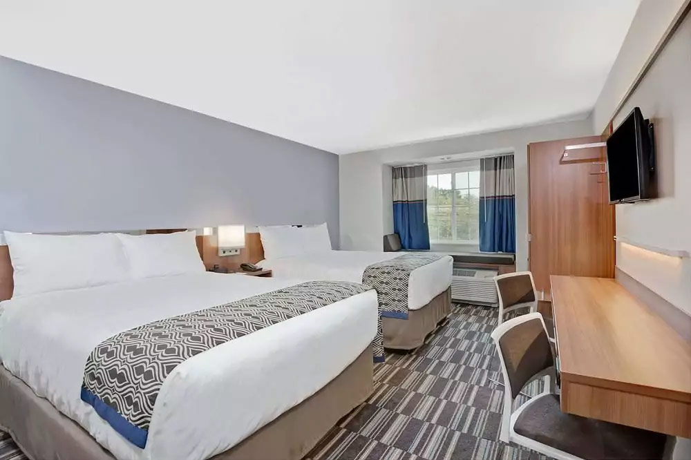 Microtel Inn & Suites Philadelphia Airport - Ridley Park, PA 19078 near Philadelphia International Airport View Point 6