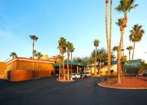 Quality Inn Airport, AZ 85706 near Tucson International Airport View Point 1
