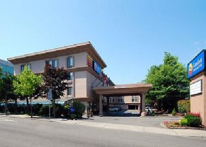 Comfort Inn & Suites Seatac, WA 98188 near Seattle-tacoma International Airport