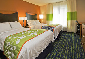 Fairfield Inn & Suites - Hartford Airport, CT 06096 near Bradley International Airport View Point 3