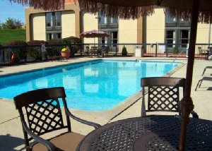 Clarion Inn And Suites Grand Rapids, MI 49512 near Gerald R. Ford International Airport View Point 2