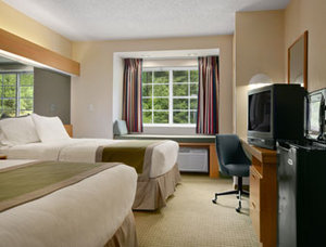 Microtel Inn By Wyndham Raleigh Durham Airport, NC 27560 near Raleigh-durham International Airport View Point 4